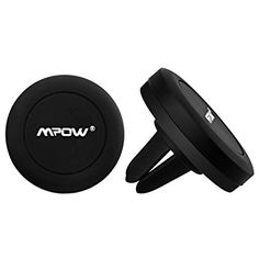 Car Mount 1+1, Mpow Universal Magnetic Car Phone Holder Stick on Flat Dashboard, Universal Mobile Phone Air Vent Magnetic Car Cradle Holder for iPhone 7/6/6 Plus/5 Nexus 7 Samsung S6/S5 Note 5/4/3 Huawei P9 and other Andriod Cellphones £6.99 with free UK delivery.      #1 in Car & Motorbike > Motorbikes, Accessories & Parts > Exhaust & Exhaust Systems > Mounting Parts #1 in Electronics > Car & Vehicle Electronics > Car Electronics > Video #2 in Electronics > Accessories >