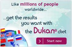 Dukan Diet UK Official Site - Weight Loss Plan, Coaching & Diet Recipes