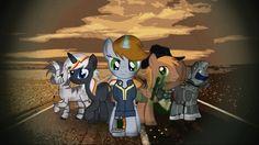 Fallout Equestria Series Intro