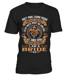 BRIDE - Dragon Name Shirts  #bride #groom #wedding #WeddingAnniversary