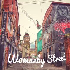 Womanby Street rocks