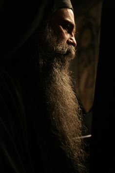 "If you comply with the words of God and have no regrets in your conscience, and if you're calm and perform good works, then you'll gradually feel your way into prayer, smoothly, until grace comes. ""Venerable Porphyrios of Kavsokalyvia"" Read more ""Words of Life"" at www.pemptousia.com"