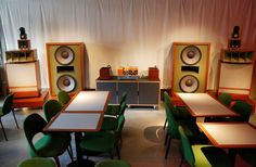 Listening Clubs Tantalize Audiophiles in London