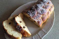 Jak upéct tvarohovou vánočku   recept French Toast, Sandwiches, Food And Drink, Meat, Breakfast, Recipes, Hampers, Morning Coffee