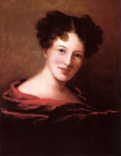 Sarah Miriam Peale · Autoritratto · 1818 · Ubicazione ignota