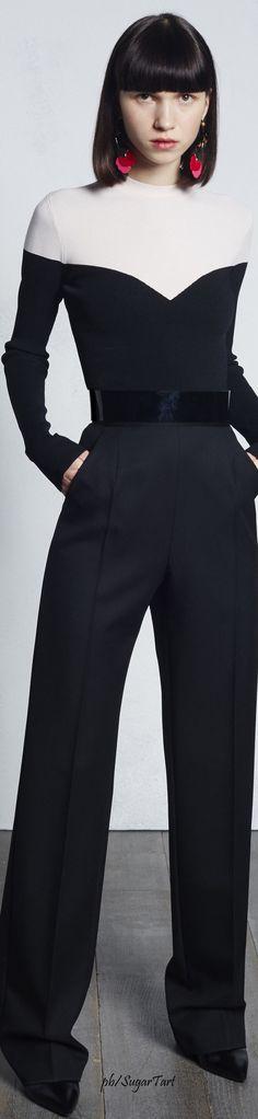 PAULE KA PRE FALL 2O16 FASHION SHOW women fashion outfit clothing style apparel @roressclothes closet ideas