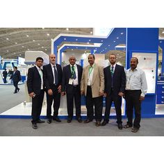 SOMATCO PARTICIPATE SAUDI FIRST INTERNATIONAL LAB EXPO RICEC 2015