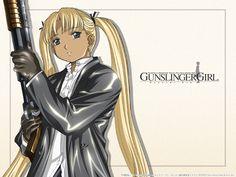 Gunslinger Girl - Triela