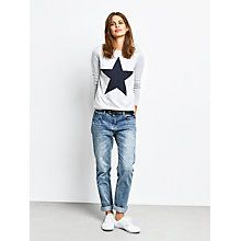 Buy hush Stella Reversible Jumper Online at johnlewis.com