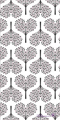 Removable Fabric Wallpaper, Love Trees, Peel&Stick, Reusable, DIY Re-positionable Self adhesive, for home and business by BCMagicSticker on Etsy