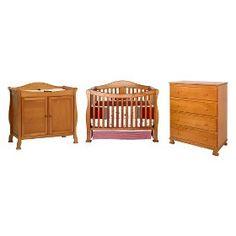 DaVinci Parker Nursery Furniture Collection   Oak : Target Mobile