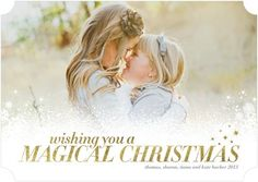Merrily Magical - Christmas Cards - Stacey Day - Dijon - Yellow : Front