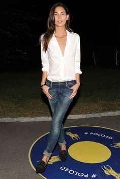 11 Models Wearing The Hell Out Of Jeans, As You Do