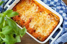 Cannelloni met spinazie, feta en pijnboompitte (SOS Piet)