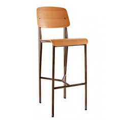 Prouve Standard Bar Stool - Bar Stools - Stools Commercial Furniture