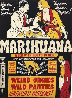 MARIHUANA Weed With Roots In Hell ~ Weird Orgies ~ Wild Parties Misery & Unleashed Passions! SemillasDeMarihuana.com