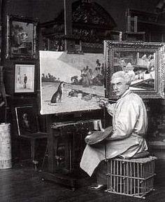 Jean-Léon Gérôme, 1824-1904