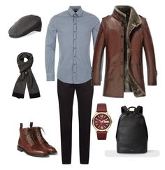 """""""Casual Style for him """" by shdasesoria on Polyvore featuring Dolce&Gabbana, Marc by Marc Jacobs, Gilded Age, Paul Smith, Amicale, men's fashion and menswear"""