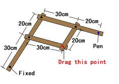 Bob's Jobs: Make Your Own Engraver ... ALSO known as a Pantograph...3D no less