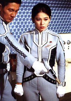 ひし美ゆり子さんは特撮ヒロインのレジェンドです
