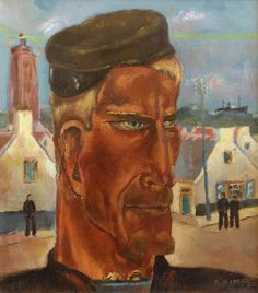 VISION (Reimond Kimpe (Belgian/Dutch, 1885-1970)...)