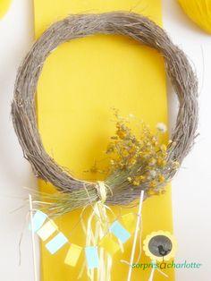 Coronas, Wreaths