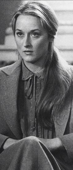 Meryl Streep in Kramer vs. Kramer, 1979
