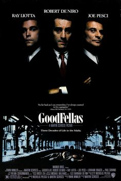 """Goodfellas - """"Now go home and get your fuckin' shinebox."""""""