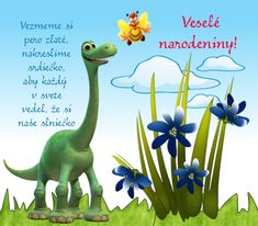 detské priania – pre potešenie duše Dinosaur Stuffed Animal, Happy Birthday, Toys, Blog, Animals, Happy Brithday, Activity Toys, Animales, Animaux