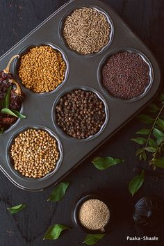 My virtual kitchen Powder Recipe, Mustard Seed, Griddle Pan, Food Styling, Spice Things Up, Food Photography, Spices, Cooking Recipes, Herbs
