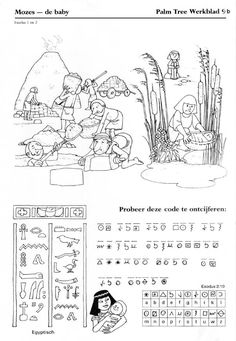 Two Coloring Pages