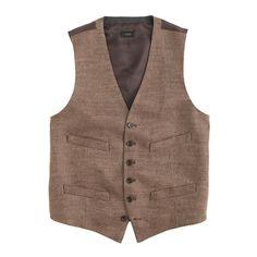 Vests are the best! Ludlow Vest in Wide Herringbone Italian Linen Vests are the best! Ludlow Vest in Wide Herringbone Italian Linen Mens Wedding Attire Summer, Herringbone Vest, Sport Coat, Style Me, Autumn Fashion, Menswear, Mens Fashion, Summer Vest, Clothes