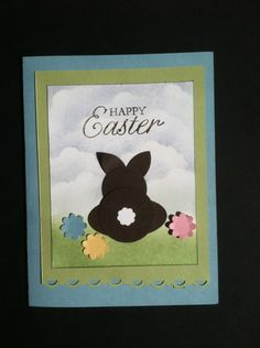 Super Cute Bunny Card