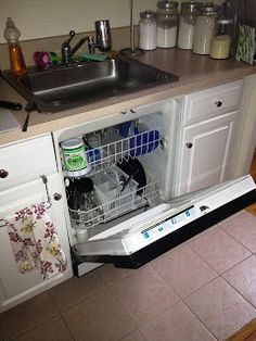 DAVE SNYDER......Real Estate......Portland, OR: Under Sink Dishwasher Space Saver
