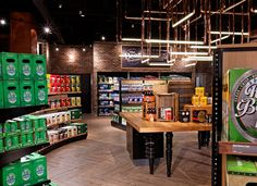 The Beer Boutique 2011 A.R.E. #Retail #Interiordesign Award Winner