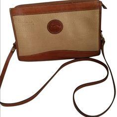 DOONEY BOURKE cross body purse Fair conditions Dooney & Bourke Bags Crossbody Bags
