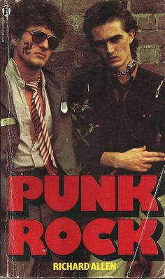 psychedelicway:    Punk Rock - Richard Allen