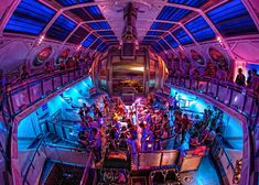 Disneyland - Space Mountain | Flickr - Photo Sharing!