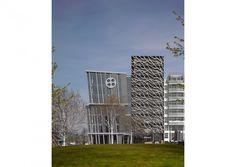Zilverparkkade | Rene van Zuuk Architekten BV - Architectenbureau Almere, Flevoland