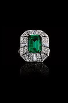 Немного экзотики: еще больше драгоценностей из коллекции Tiffany & Co. Blue Book   Украшения   VOGUE