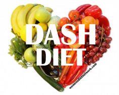 The DASH Diet - Heart Healthy Diet - high blood pressure? This diet might help. Heart Healthy Diet, Healthy Diet Tips, Heart Healthy Recipes, Healthy Snacks, Diabetic Recipes, Easy Recipes, High Blood Pressure Diet, Dash Diet Recipes, Dietrich Bonhoeffer