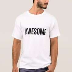 #simple - #Awesome simple typography slogan t-shirt