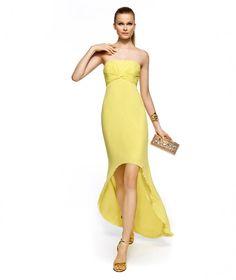Pronovias te presenta su vestido de fiesta Zalika de la colección Largos 2013.   Pronovias dress party long