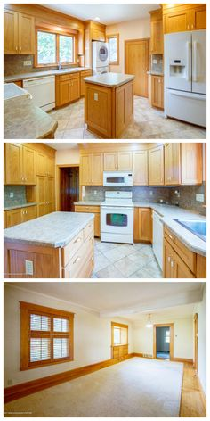 Welcome to Green Street in Perry! This well maintained home boasts great features throughout including hardwood floors, oak trim and a newly remodeled kitchen with custom tiling and newer appliances. Call now to set up your showing before it's gone! Jeff Burke & Associates -- Keller Williams Realty @ 517 853 6388