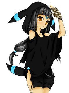 umbreon human - Google Search