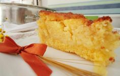 Cornmeal Bombocado is a Brazilian sweet treat with two different layers: a cornbread and creamy one!