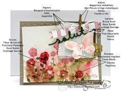 A La Pause: Simplement Papillon et Floral Wings / Butterfly Basics