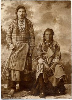 Little Crow's brother, Little Crow - Crow - circa 1881