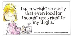 Funny diet quote! For more funny pics and hilarious jokes visit www.bestfunnyjokes4u.com/lol-how-to-maintain-a-healthy-level-of-insanity/
