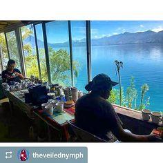 http://OkAtitlan.com #Follow @theveilednymph: #Amazing #workspace - Artisans' studio San Antonio Palopo #Lake #Atitlan #Guatemala #ILoveAtitlan #AmoAtitlan #LagoAtitlan #CentralAmerica #Travel #LakeAtitlan